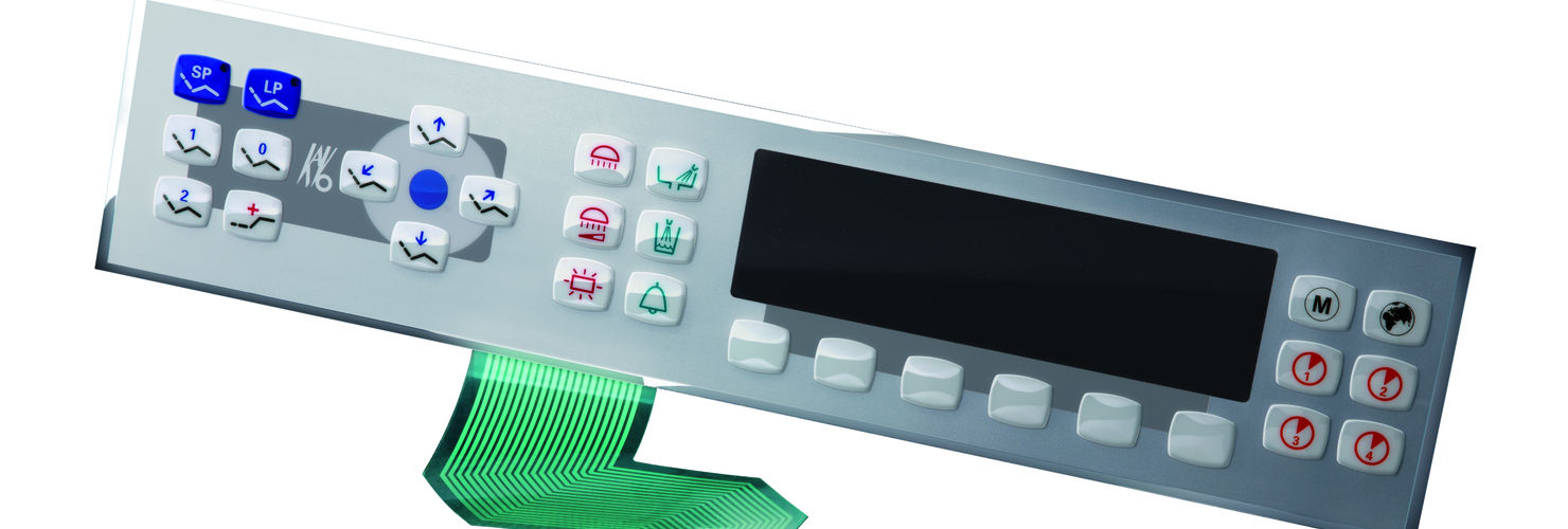 4. Our Solutions -> 2.4 Technologies - Membrane switches