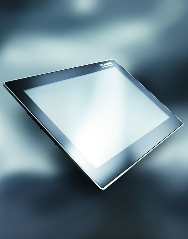4. Our Solutions -> 2.2 Touchscreen solutions